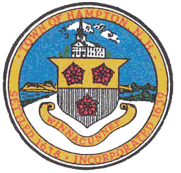 Official seal of Hampton, New Hampshire