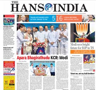 <i>The Hans India</i>