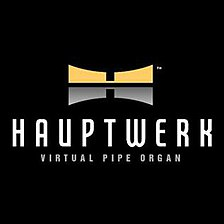 Hauptwerk Logo (used with permission of Milan Digital Audio)