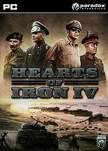 Hearts of Iron IV - Wikipedia