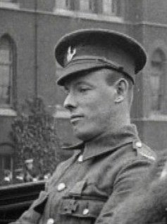 Henry Edward Kenny Recipient of the Victoria Cross