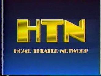 Home Theater Network - Image: Home Theater Network logo