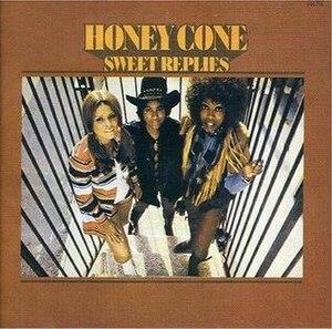 Sweet Replies - Image: Honey cone sweet replies