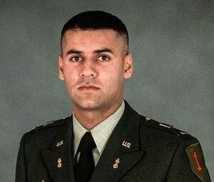 Humayun Khan (soldier) - Image: Humayun Khan