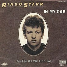 in my car ringo starr song wikipedia. Black Bedroom Furniture Sets. Home Design Ideas