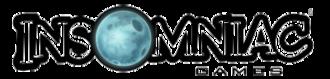 Insomniac Games - Insomniac Games logo from 2002 until 2017