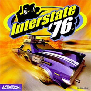 Interstate '76 - Image: Interstate '76 Coverart