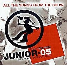 JESC 2005 album cover.jpg