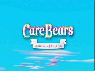 Care Bears: Journey to Joke-a-lot - Title card
