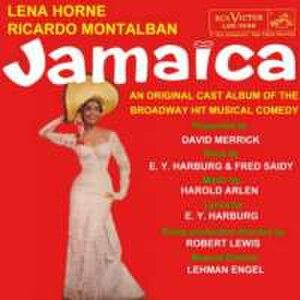 Jamaica (musical) - Original Cast Recording