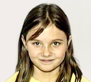 nine-year-old American girl murdered in 2005