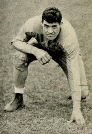 Joe Stydahar - Stydahar during his collegiate career at West Virginia.
