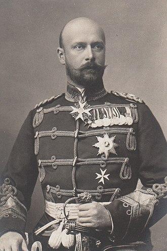 Duke John Albert of Mecklenburg - Image: Johann Albrechtof Mecklenburg