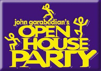 Open House Party - The most famous logo of the show, this logo was used from the early 2000s until 2009. It is the most favored logo by many.
