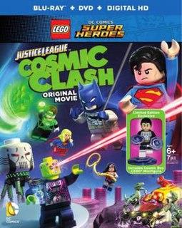 <i>Lego DC Comics Super Heroes: Justice League – Cosmic Clash</i> 2016 film