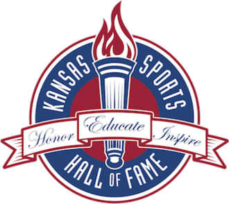 Kansas Sports Hall of Fame - Image: KS Sports Hall of Fame logo