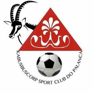 Kabuscorp S.C.P. - Image: Kabuscorp Sport Clube do Palanca Logo