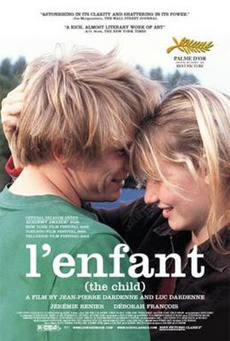 L'Enfant (film) - Theatrical poster