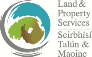 Land and Property Services - Image: Land & Property Service Bilingual Logo