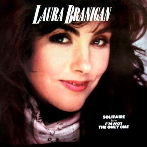 Solitaire (Laura Branigan song) - Image: Laura Branigan Solitaire