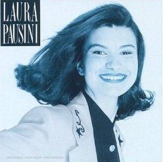 Laura Pausini (1993 album) - Image: Laura pausini 1993 french edition