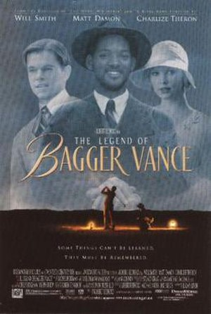 The Legend of Bagger Vance - Theatrical release poster