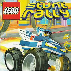 Lego Stunt Rally CD jacket