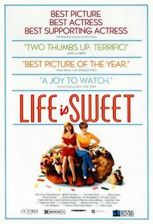 Life Is Sweet (film) - Image: Life is sweet