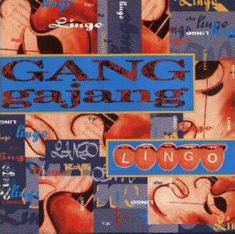 Lingo (album) - Image: Lingo (GAN Ggajang album) cover art