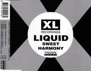 Sweet Harmony (Liquid song)