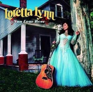 Van Lear Rose - Image: Loretta Lynn Van Lear Rose album