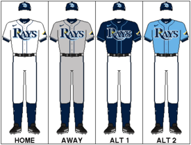 buy online c2ac1 85705 Tampa Bay Rays - Wikipedia