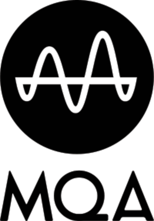Master Quality Authenticated - MQA logo