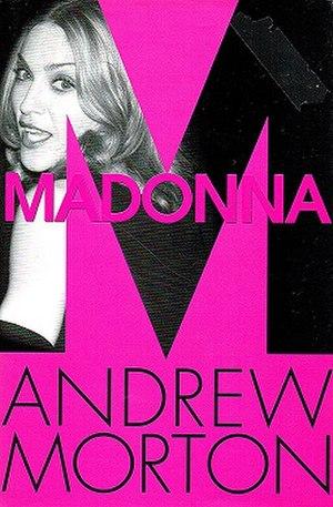 Madonna (book) - Image: Madonna Morton