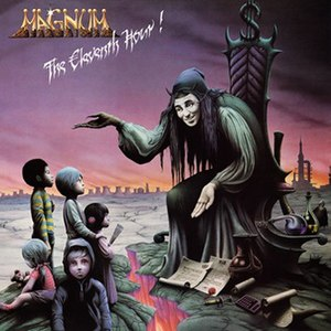 The Eleventh Hour (Magnum album) - Image: Magnum The Eleventh Hour