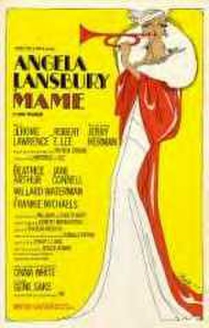 Mame (musical) - Original Broadway Poster