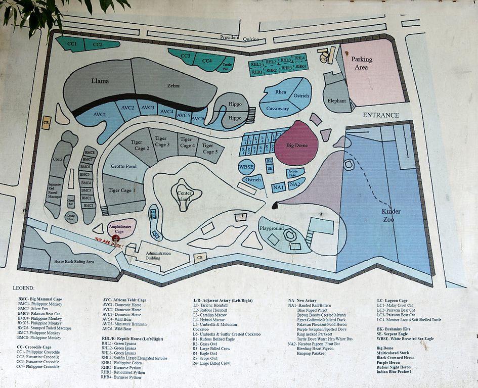 zoo map odense køer wiki