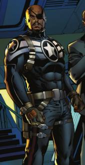 marvel comics nick fury