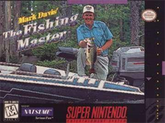 Mark Davis' The Fishing Master - Mark Davis' The Fishing Master