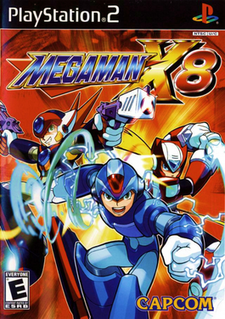 <i>Mega Man X8</i> video game