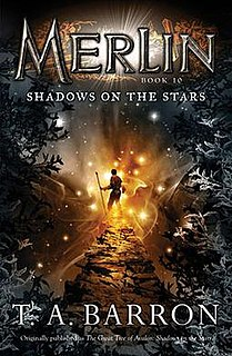 <i>Merlin Book 10: Shadows on the Stars</i> book by T.A. Barron