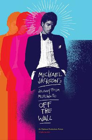 Michael Jackson's Journey from Motown to Off the Wall - Film poster