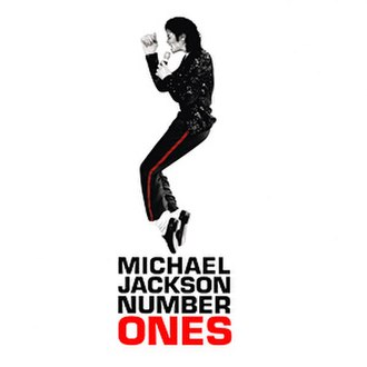 Number Ones (Michael Jackson album) - Image: Michaels Number Ones