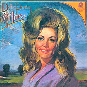 Mine (Dolly Parton album) - Image: Minedolly