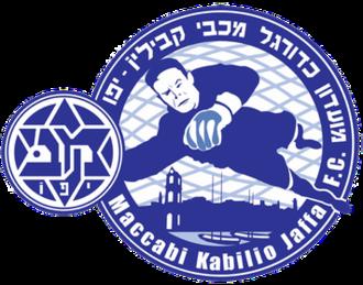 Maccabi Jaffa F.C. - Image: Mkya logo