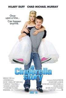 <i>A Cinderella Story</i> 2004 American teen romantic comedy film