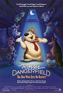 Movie poster rover dangerfield.JPG