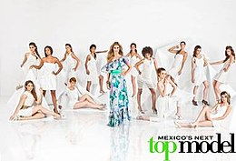 Mexico's Next Top Model Mexico39s Next Top Model cycle 1 Wikipedia