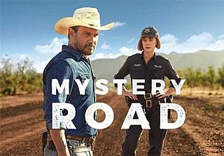 <i>Mystery Road</i> (TV series) Australian television series