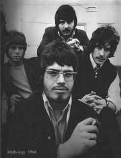 Mythology (British band) English blues band which was based in Carlisle